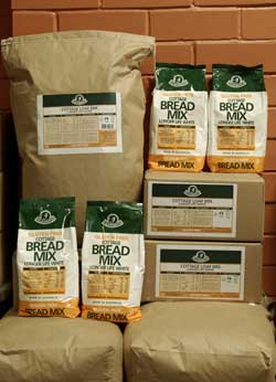 FG Roberts bread mix Bag Group