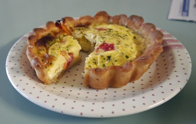 new freedom gluten free bakery quiche